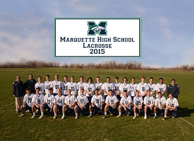 15-0330 Lacrosse - Team Photos
