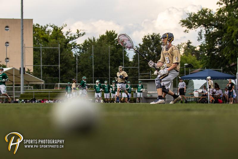 Mens SLL Final Four - Halbfinal: Olten Saints - Wettingen Wild - 6:4