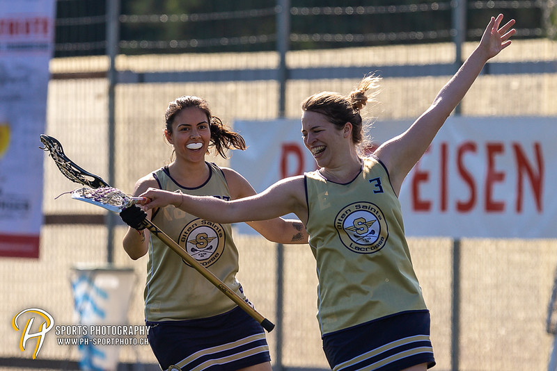 Womens SLL Final Four - Spiel um Bronze: Zürich Lions - Olten Saints - 13:11