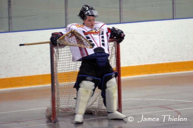 Calgary Sabrecats 1 vs Okotoks Icemen June 12, 2007