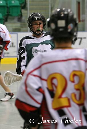 Okotoks Icemen vs Calgary Sabrecats 2 June 23, 2007