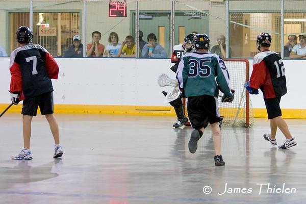 Brooks Drillers vs Okotoks Icemen June 19, 2009