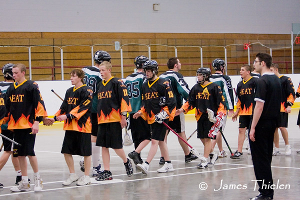 High River Heat vs Okotoks Icemen May 20, 2009