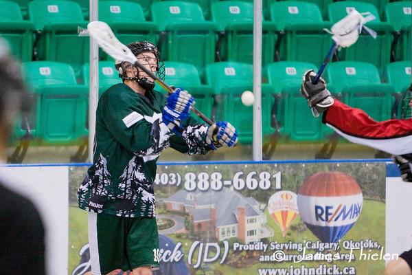 Okotoks Ice vs Lethbridge Barracudas (TC) June 20, 2009