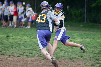 2010-05-22 Lacrosse Roman Alumni Game
