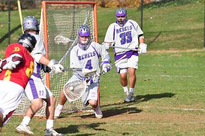 2010-11-07 Lacrosse Rebels Quaker Lax Fest