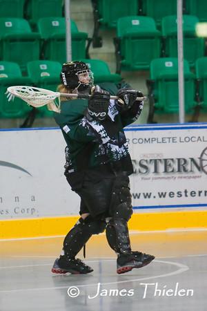 Jr C Okotoks vs Calgary August 12, 2010