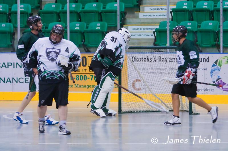 Jr C Okotoks vs Calgary July 26, 2010