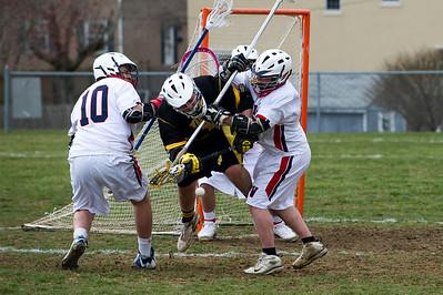 2011-03-25 Lacrosse PW vs Wood