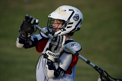 2011-04-04 Lacrosse Bulldogs Practice