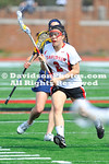 27 February 2011:  Davidson falls short to California 14-10 in women's lacrosse at Richardson Stadium in Davidson, North Carolina.