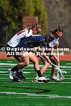 27 February 2011:  Davidson falls short to California 14-10 in women's lacrosse at Richardson Stadium in Davidson, North Carolina.