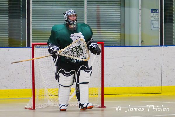 Okotoks Ice vs Cranbrook Elite June 18, 2011