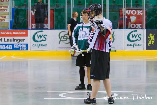Okotoks Icemen vs Calgary Sabrecats June 03, 2011