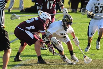6-4-2011 WA vs Needham Playoff Game