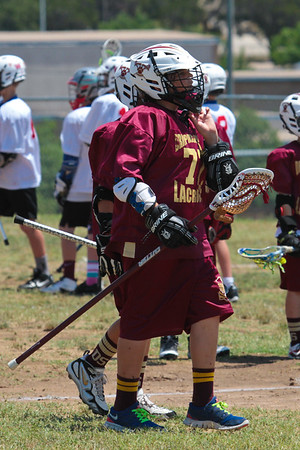 DS Junior Team vs Westlake May 6, 2012