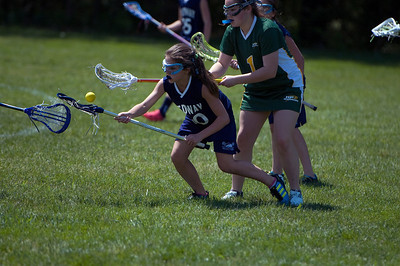 2012.05.13 U13 Girls Lax vs KP