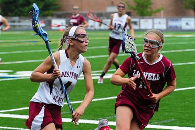 5-29-2013 - WA Girls Lacrosse Playoff vs Lowell