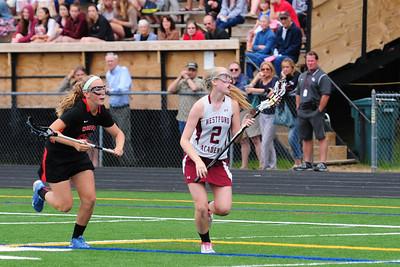 6-6-2013 - WA Girls Lacrosse vs N. Andover
