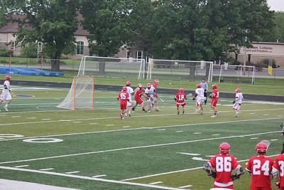 2013 Ryan JV AHS Lacrosse