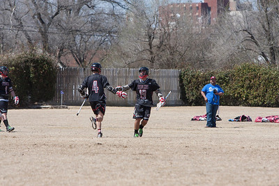 2014-03-29 Texas Tech vs Oklahoma University Lacrosse
