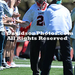 NCAA WOMENS LACROSSE:  APR 03 St Josephs at Davidson