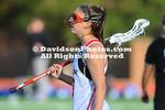 NCAA WOMENS LACROSSE:  MAR 31 Duke at Davidson