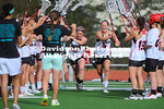 NCAA WOMENS LACROSSE:  APR 10 George Mason at Davidson