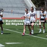 NCAA WOMENS LACROSSE:  APR 02 George Washington at Davidson