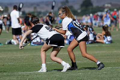 LaxNW Rippers 17-18 vs Pacific Falcons 19