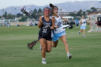 OC United Black vs Legacy Lacrosse