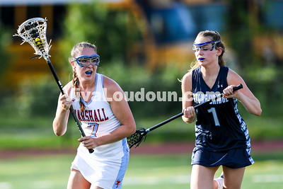 Girls Lacrosse: Stone Bridge vs. Marshall 5.31.2016