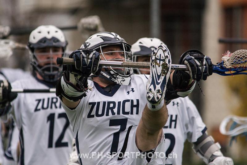 Swiss Lacrosse 2016 - Die Zürich Lions gewinnen gegen die Bern Titans 13:4