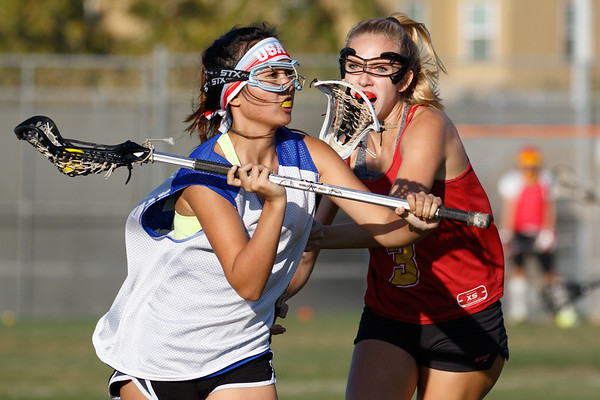 2017 UCI Beach Breakaway Lacrosse : Woodbridge High School vs El Toro High School