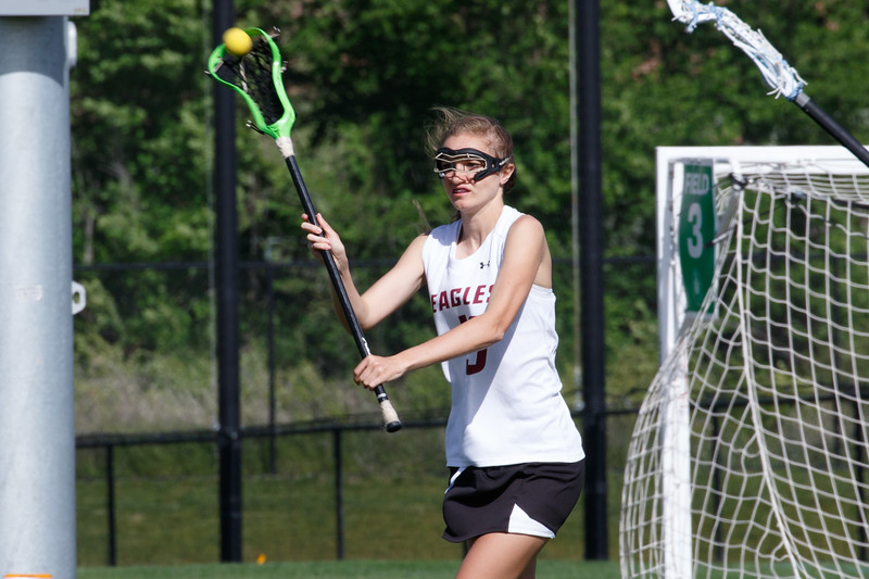 US Lacrosse Women's Collegiate Lacrosse Associates (WCLA) Division I Consolation Bracket - Boston College vs Texas A&M,