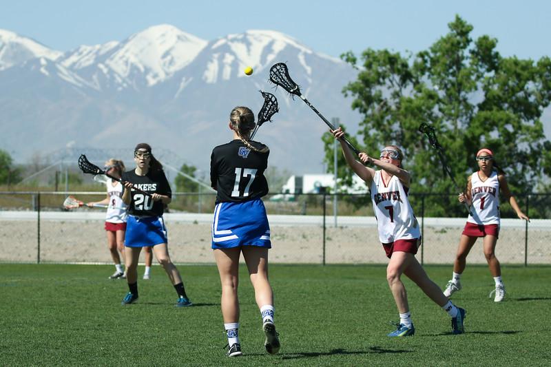 US Lacrosse Women's Collegiate Lacrosse Associates (WCLA) Division II Pool Play – Denver vs Grand Valley State