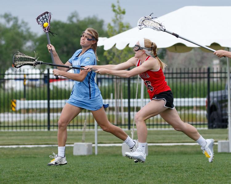 US Lacrosse Women's Collegiate Lacrosse Associates (WCLA) Division I 3rd Place Game - Georgia vs North Carolina