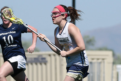 US Lacrosse Women's Collegiate Lacrosse Associates (WCLA): Pittsburgh vs BYU
