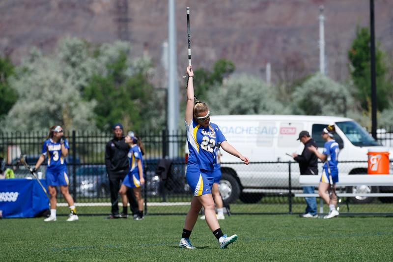 US Lacrosse Women's Collegiate Lacrosse Associates (WCLA) Division I Championship - No. 7 Delaware defeats No. 1 Pittsburgh, 13-11