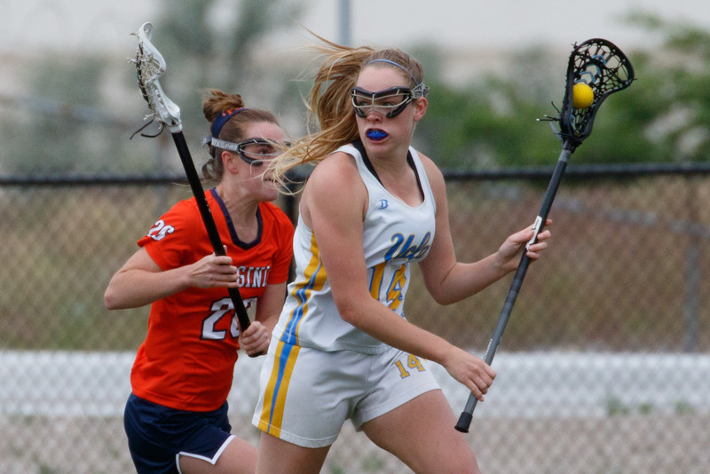 US Lacrosse Women's Collegiate Lacrosse Associates (WCLA) Division I 9th Place Game – UCLA vs Virginia