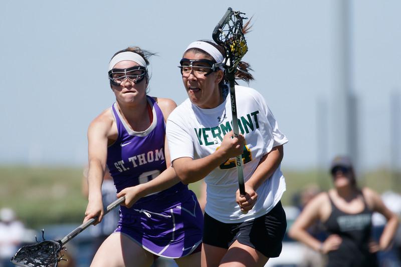 US Lacrosse Women's Collegiate Lacrosse Associates (WCLA) Division II Pool Play – Vermont vs St. Thomas