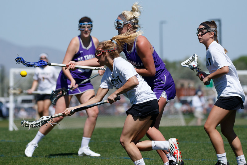 US Lacrosse Women's Collegiate Lacrosse Associates (WCLA) Division II Pool Play – Vermont vs St. Thomas