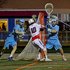 Wootton vs Whitman Boys Varsity Lacrosse