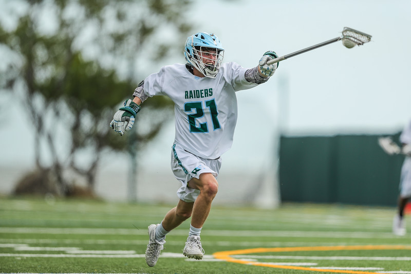 Ransom Everglades Boys Lacrosse vs. Saint Andrews School. 2019