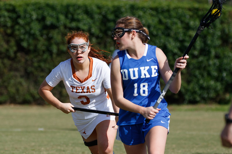 2020 Santa Barbara Shootout - Texas vs Duke (2/15/2020)