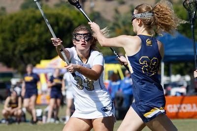 2020 Santa Barbara Shootout - UC Berkeley vs Colorado State (2/16/2020)