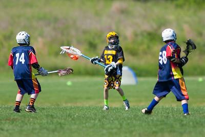 Spartans vs Stafford U13C (19 May 2012)