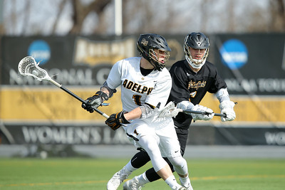 AU Mens Lacrosse vs American Internastional College. Photo Credit Chris Bergmann Photography | Adelphi University