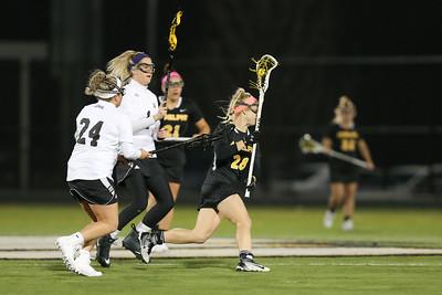 American International vs Adelphi Womens Lacrosse | Copyright: Chris Bergmann Photography