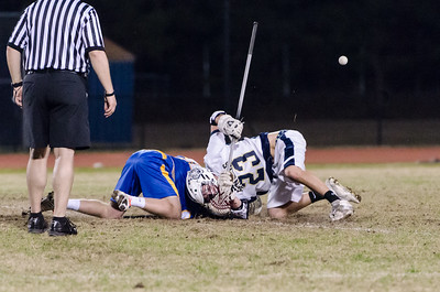 BHS Boys Varsity Lacrosse vs Lexington
